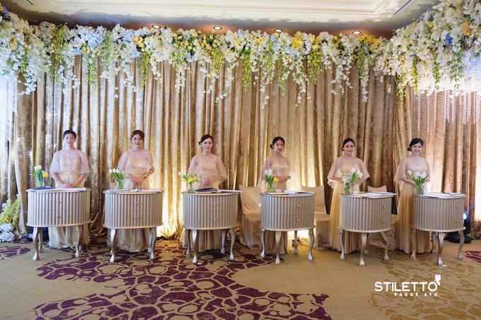 Wedding before PSBB by STILETTO PAGAR AYU - 012
