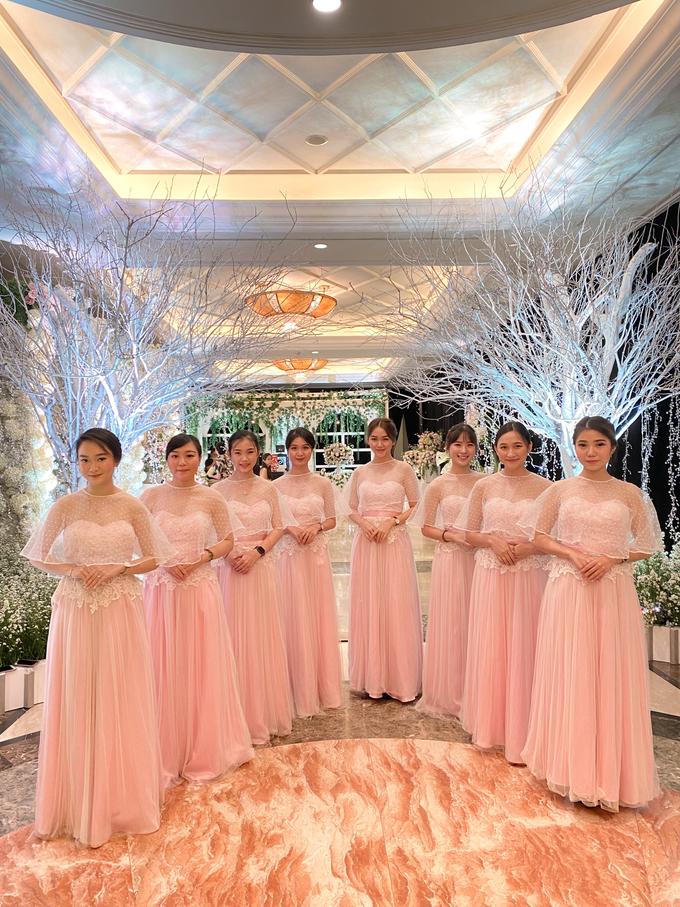 Wedding before PSBB by STILETTO PAGAR AYU - 013