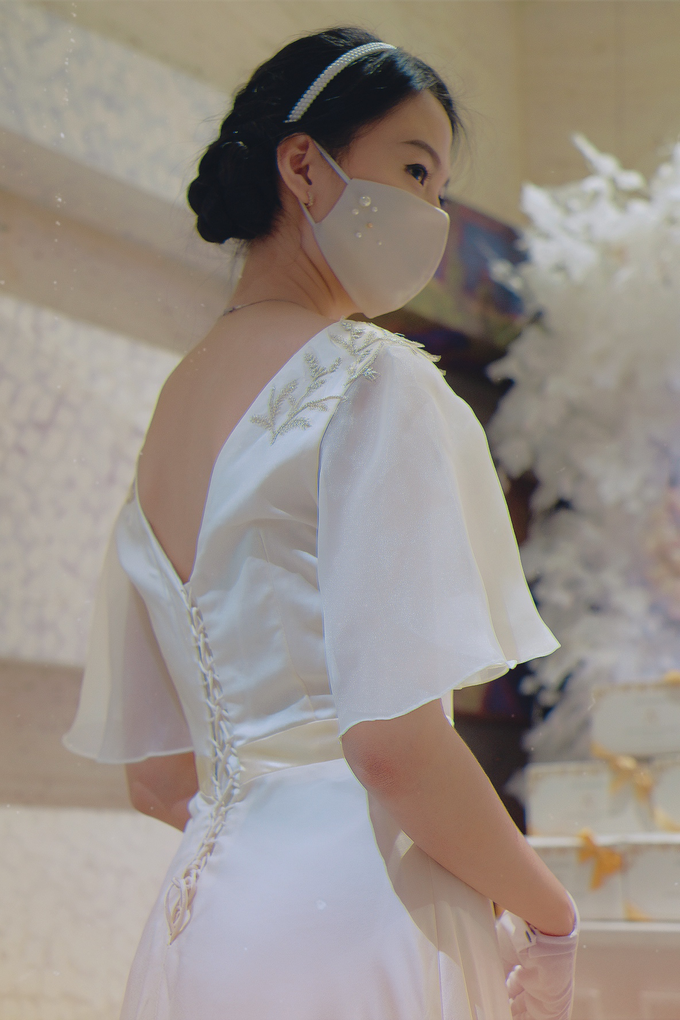 New normal wedding  by STILETTO PAGAR AYU - 014