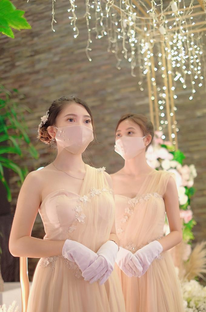 New normal wedding  by STILETTO PAGAR AYU - 016