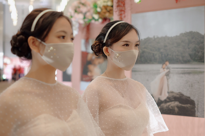 New normal wedding  by STILETTO PAGAR AYU - 018