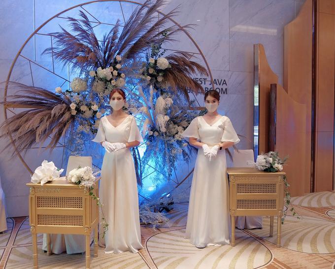 New normal wedding  by STILETTO PAGAR AYU - 021