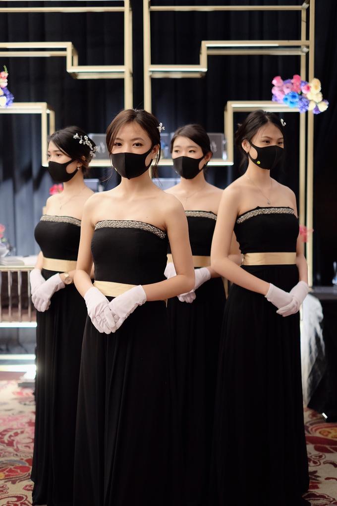 New normal wedding  by STILETTO PAGAR AYU - 024