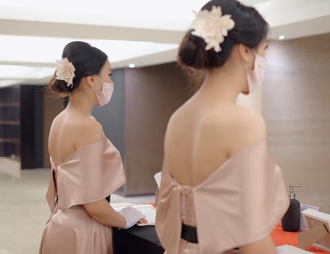 New normal wedding  by STILETTO PAGAR AYU - 028