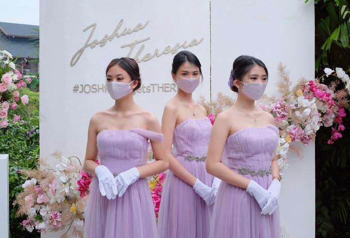 New normal wedding  by STILETTO PAGAR AYU - 032