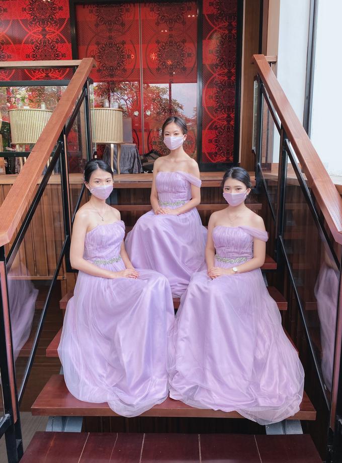 New normal wedding  by STILETTO PAGAR AYU - 033