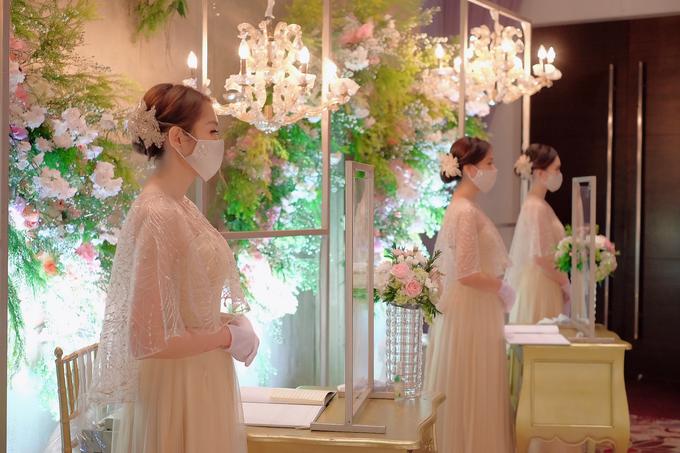 New normal wedding  by STILETTO PAGAR AYU - 035