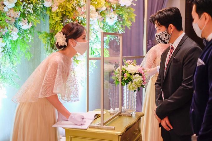 New normal wedding  by STILETTO PAGAR AYU - 036