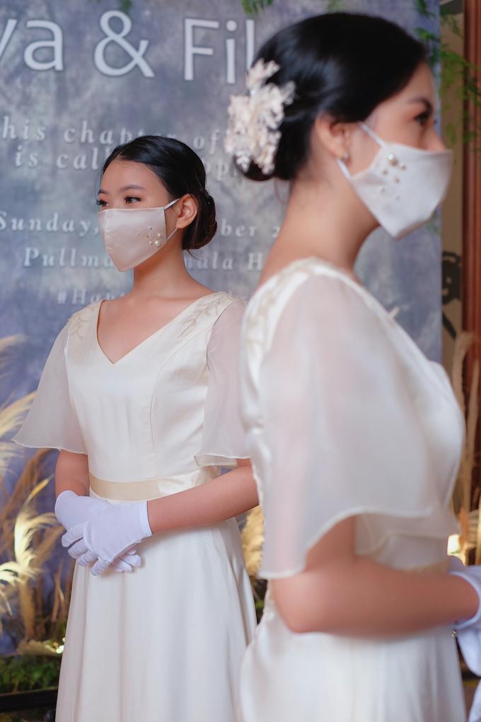 New normal wedding  by STILETTO PAGAR AYU - 037