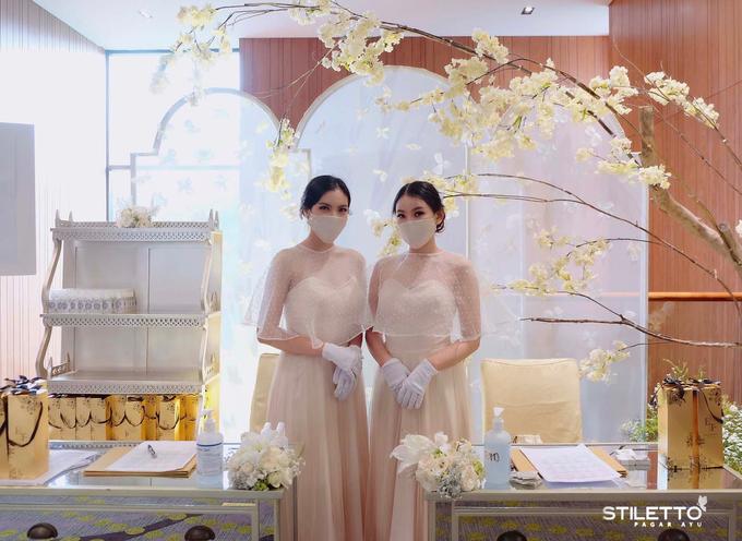 New normal wedding  by STILETTO PAGAR AYU - 039