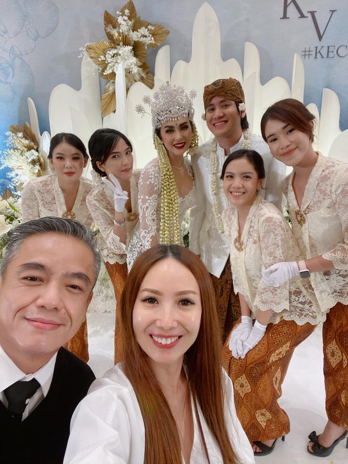 Wedding Kevin aprilio & Vicy Melanie by STILETTO PAGAR AYU - 002