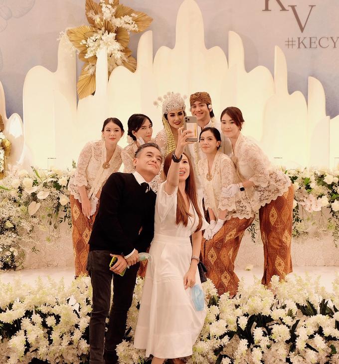 Wedding Kevin aprilio & Vicy Melanie by STILETTO PAGAR AYU - 004
