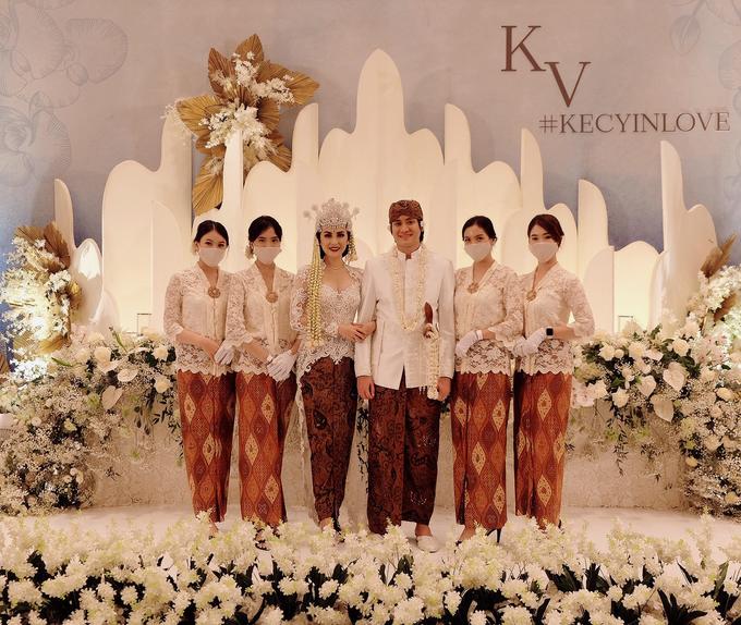 Wedding Kevin aprilio & Vicy Melanie by STILETTO PAGAR AYU - 006