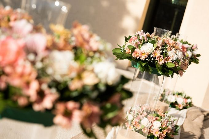 Wedding in dusty pink by By alexia - 004