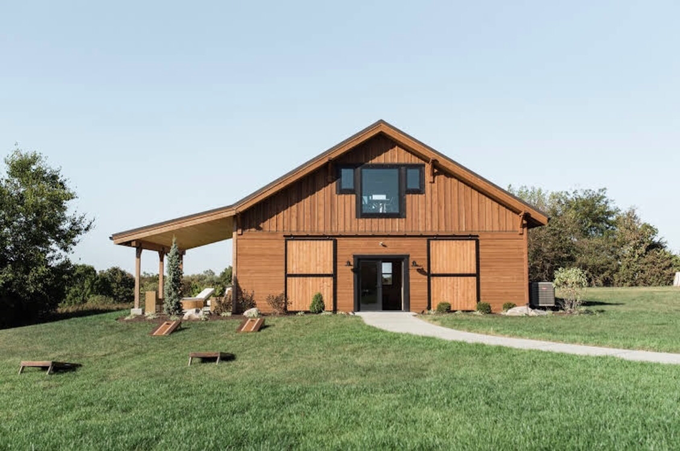 Groom's Barn  by Stone Valley Meadows - 001