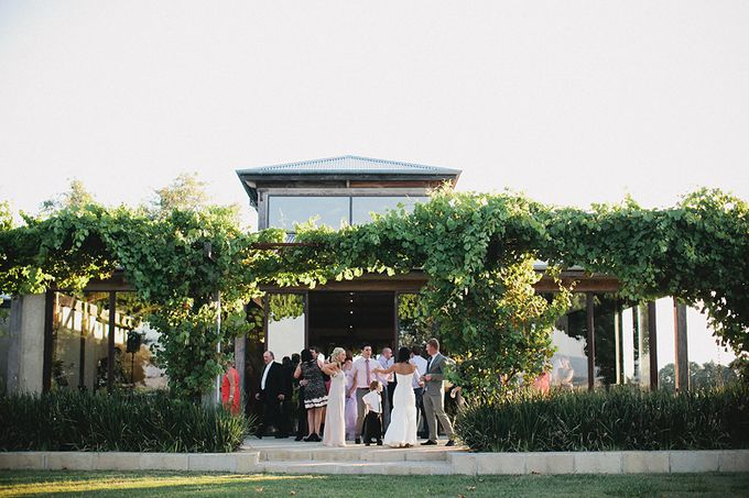 The Barn Wedding by Stones of the Yarra Valley - 005