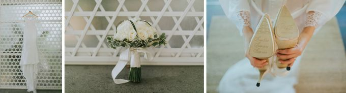 Lily & Jonathan at Tirtha Uluwatu by ENST Couture - 001