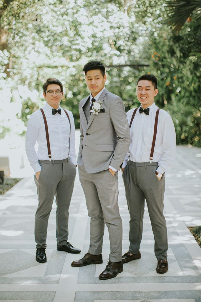 Lily & Jonathan at Tirtha Uluwatu by ENST Couture - 006