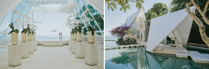 Lily & Jonathan at Tirtha Uluwatu by ENST Couture - 007