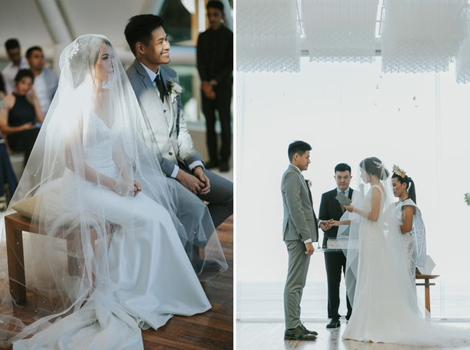 Lily & Jonathan at Tirtha Uluwatu by ENST Couture - 014