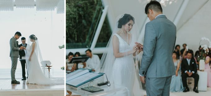 Lily & Jonathan at Tirtha Uluwatu by ENST Couture - 015