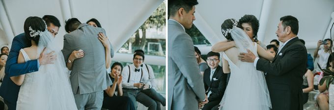 Lily & Jonathan at Tirtha Uluwatu by ENST Couture - 019