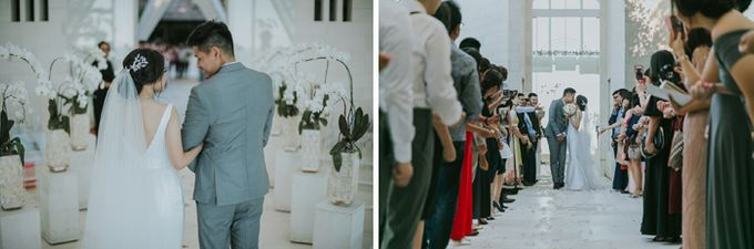 Lily & Jonathan at Tirtha Uluwatu by ENST Couture - 021