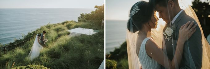 Lily & Jonathan at Tirtha Uluwatu by ENST Couture - 027