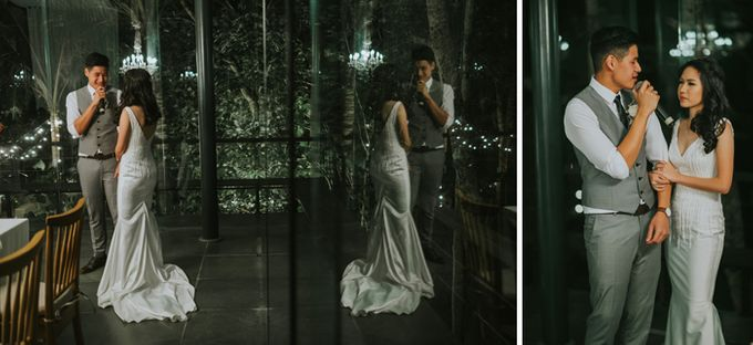Lily & Jonathan at Tirtha Uluwatu by ENST Couture - 033