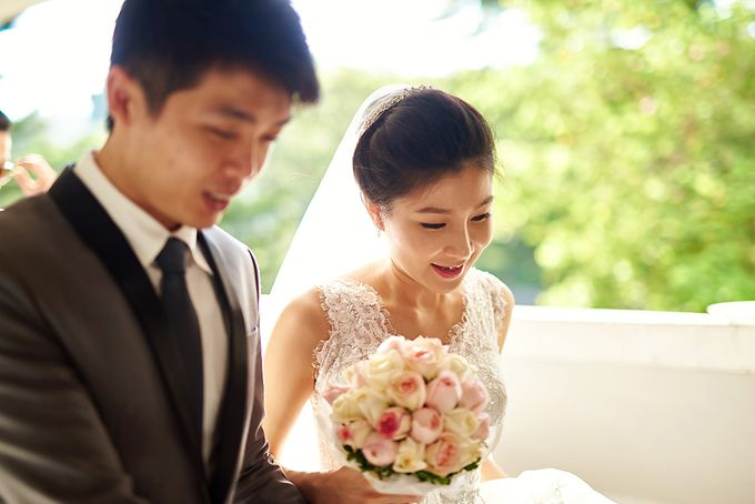 Jun Shi & YingYing by Wedding Moments Photography - 026