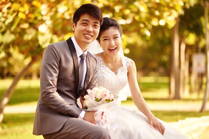 Jun Shi & YingYing by Wedding Moments Photography - 029
