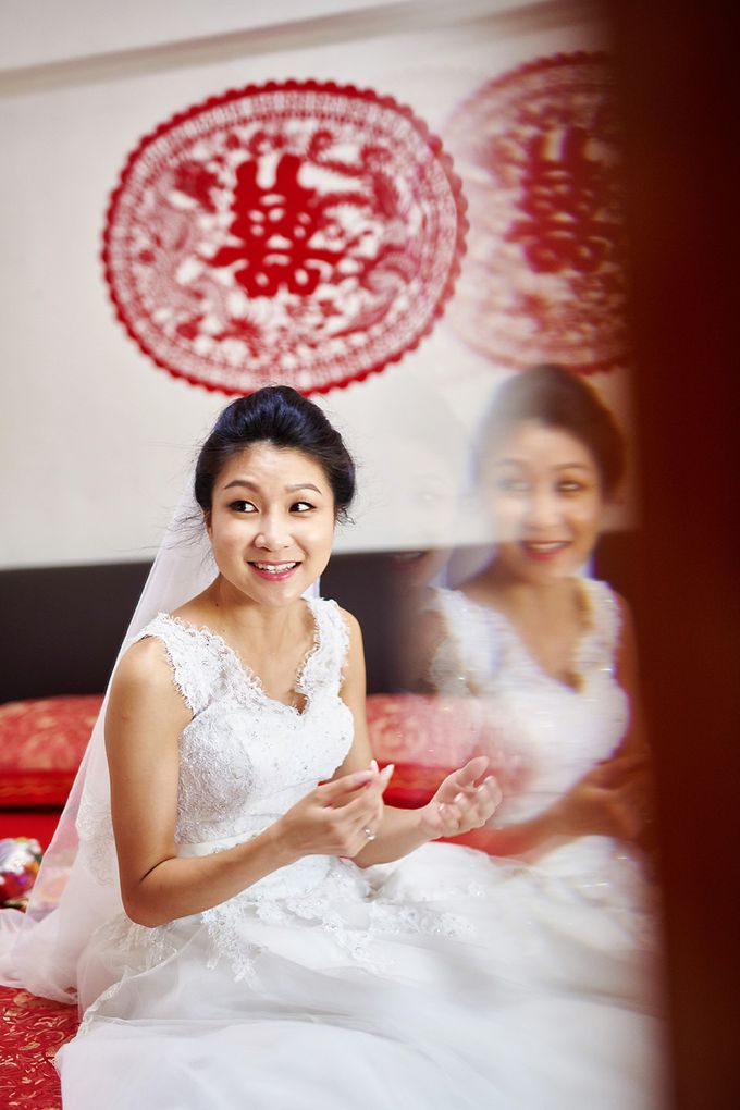 Jun Shi & YingYing by Wedding Moments Photography - 035