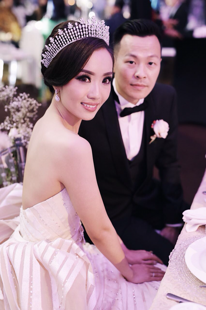 Julianto & Fivy Wedding by Wong Hang Distinguished Tailor - 002
