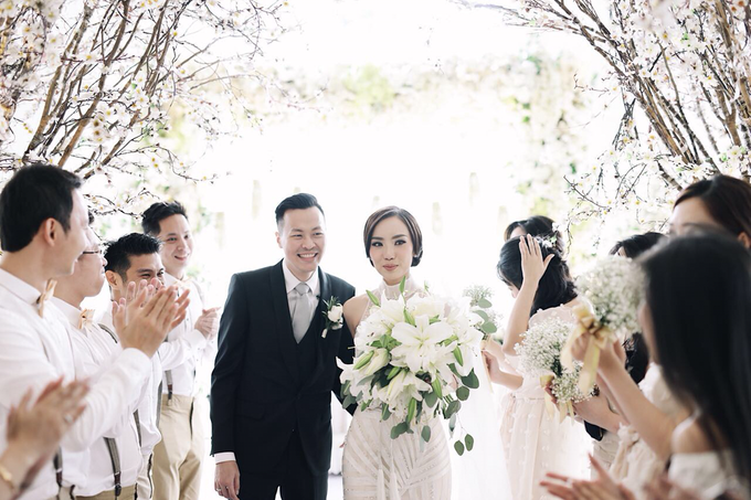 Julianto & Fivy Wedding by Wong Hang Distinguished Tailor - 003