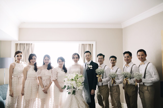 Julianto & Fivy Wedding by Wong Hang Distinguished Tailor - 004