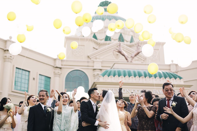 Julianto & Fivy Wedding by Wong Hang Distinguished Tailor - 001