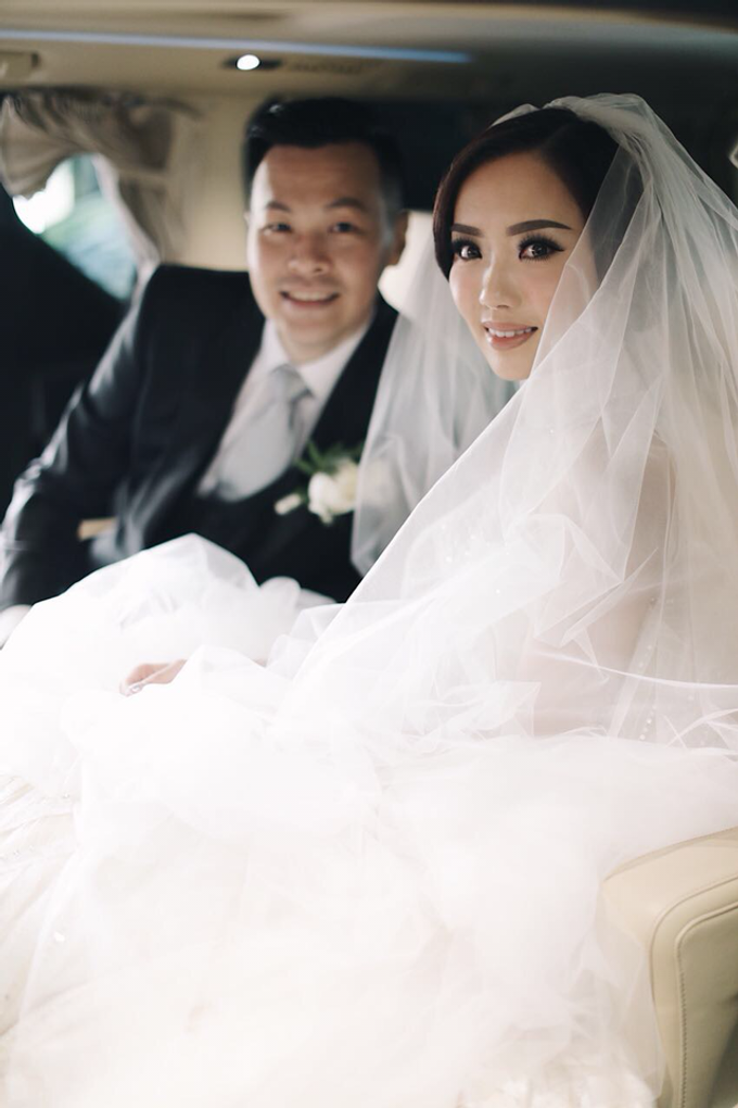Julianto & Fivy Wedding by Wong Hang Distinguished Tailor - 005