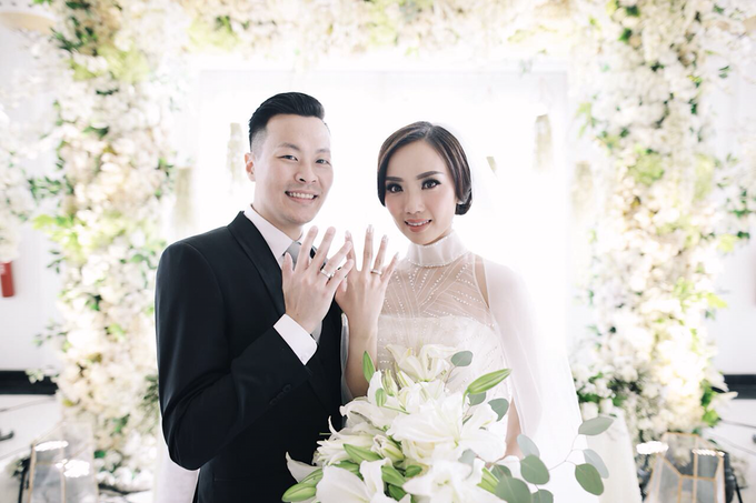 Julianto & Fivy Wedding by Wong Hang Distinguished Tailor - 010