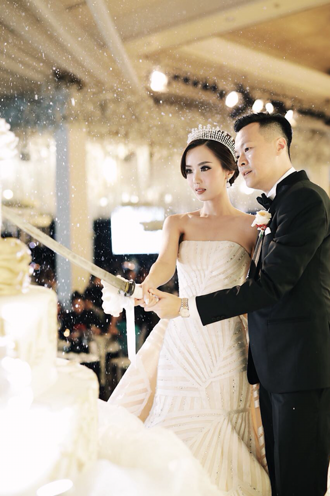 Julianto & Fivy Wedding by Wong Hang Distinguished Tailor - 011