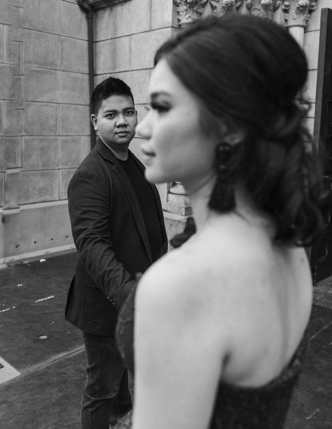 MARCEL & KEZIA - JAKARTA by AB Photographs - 001