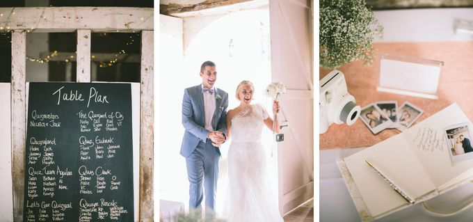 Romantic Chateau wedding in Dordogne, France by M&J Photography - 013