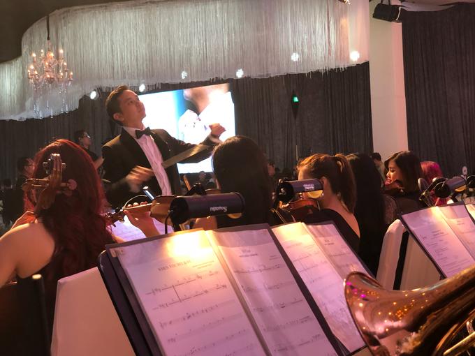 The Wedding Concert of Giovanni & Ivana  by Stradivari Orchestra - 003