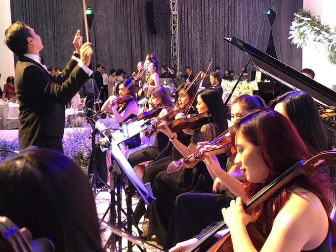 The Wedding Concert of Giovanni & Ivana  by Stradivari Orchestra - 004