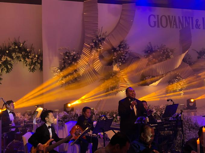 The Wedding Concert of Giovanni & Ivana  by Stradivari Orchestra - 011