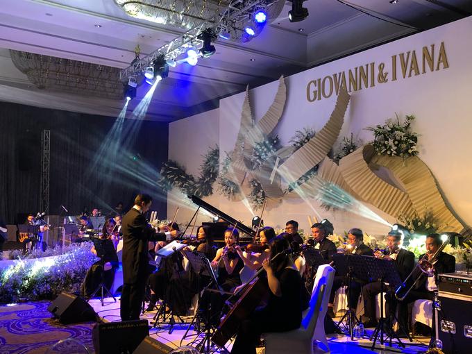 The Wedding Concert of Giovanni & Ivana  by Stradivari Orchestra - 012