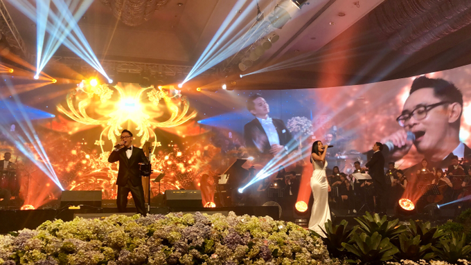 The Sound Of Love - Wedding Concert of Rocky-Yuke by Stradivari Orchestra - 011