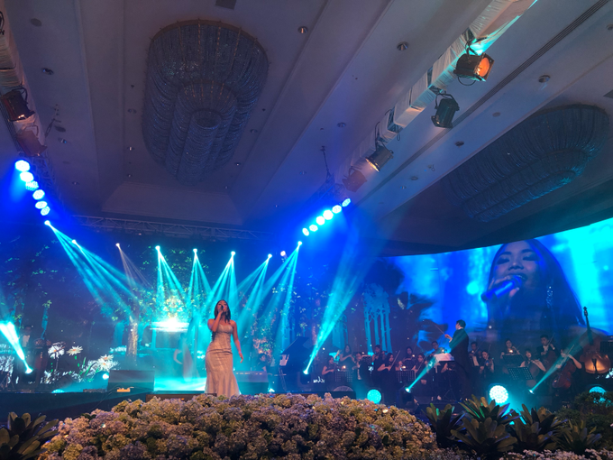 The Sound Of Love - Wedding Concert of Rocky-Yuke by Stradivari Orchestra - 016