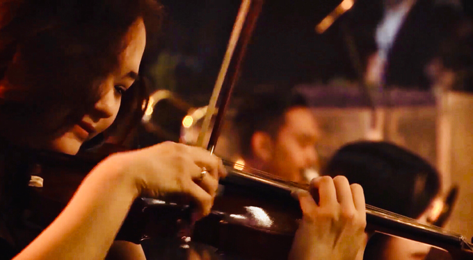 The Wedding of Samuel & Yessie by Stradivari Orchestra - 010