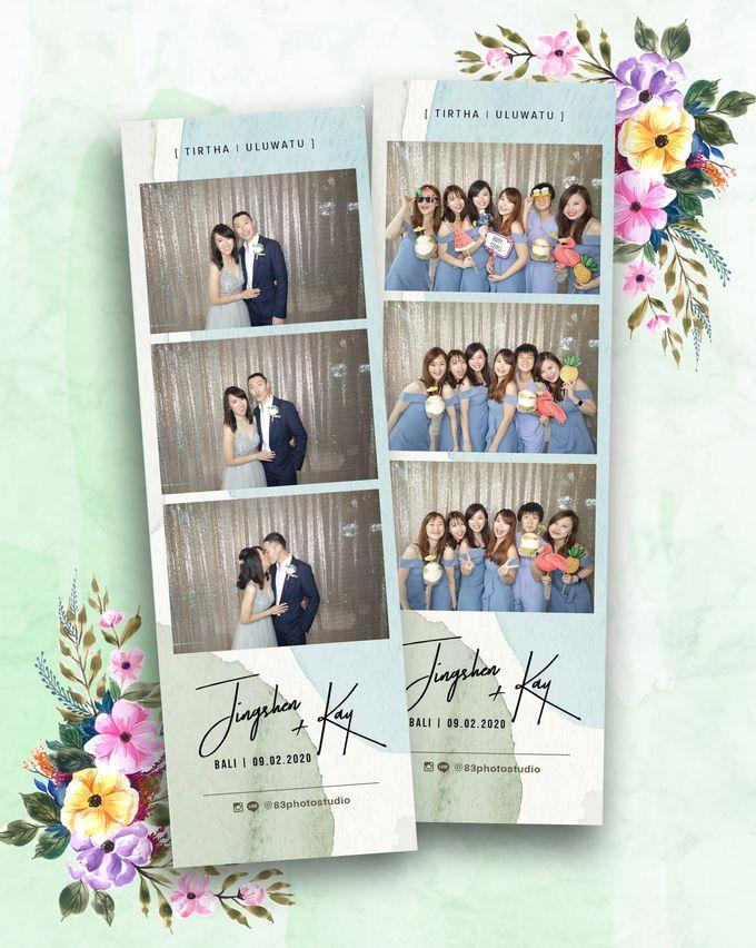 Jingshan & Kay Wedding by 83photostudio - 019