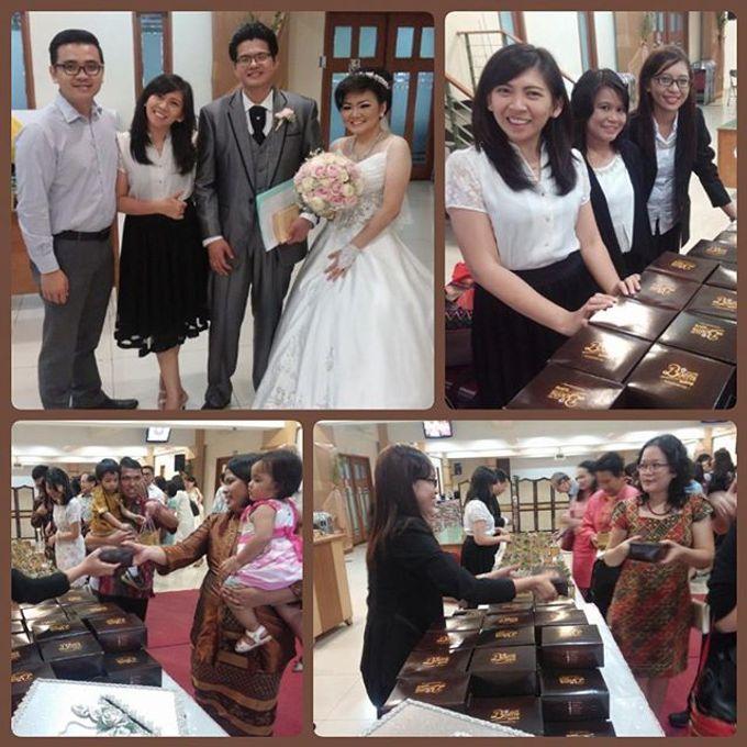 Fushen & Lianda Wedding  by Boens Bakery - 001